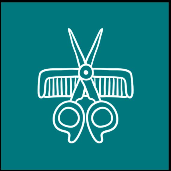logo for Hair Destination