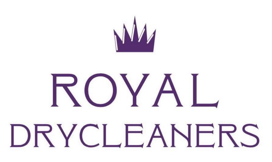 logo for Royal Drycleaners