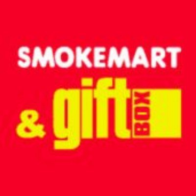logo for Smokemart & Gift Box