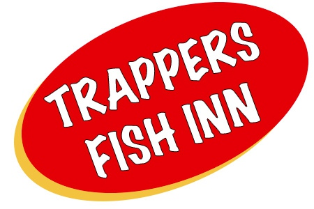 logo for Trappers Fish Inn