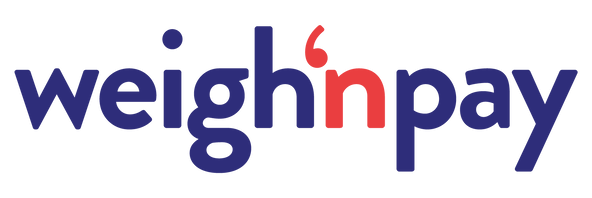 logo for Weigh 'n pay
