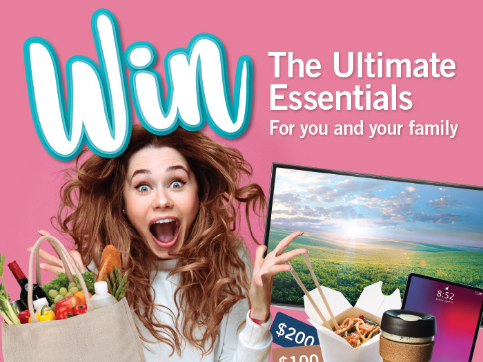 Win The Ultimate Essentials Page