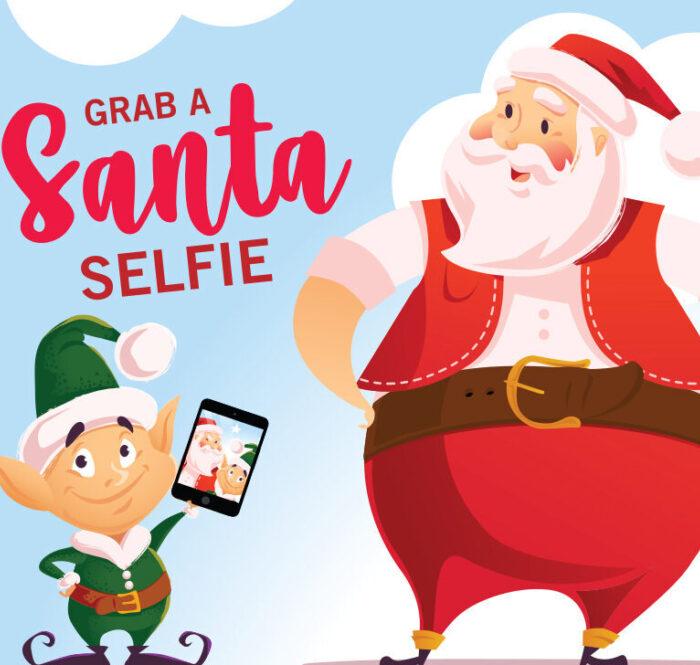 DS B WV 20 F Bsqr Santa Selfie