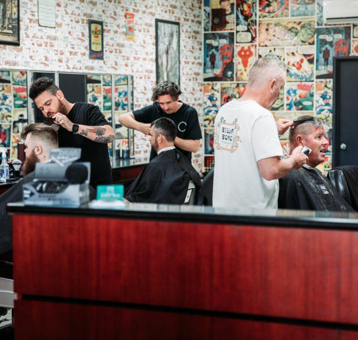 Woodvale barber shop